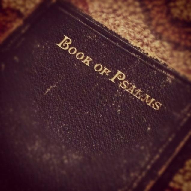 Book of Psalms, 1882