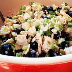 Chicken Salad in Pyrex