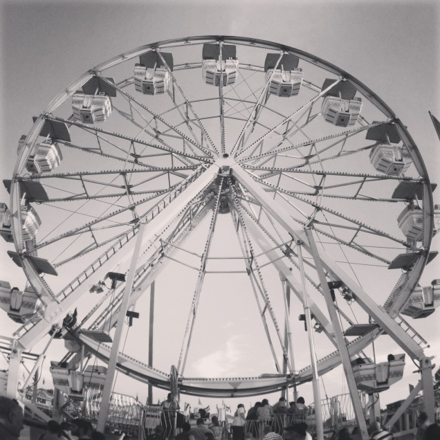 County Fair(is) Wheel (Photo: CKirgiss)