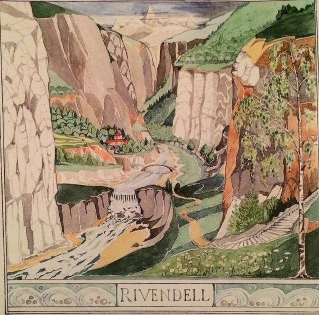 """JRRT """"Rivendell"""""""