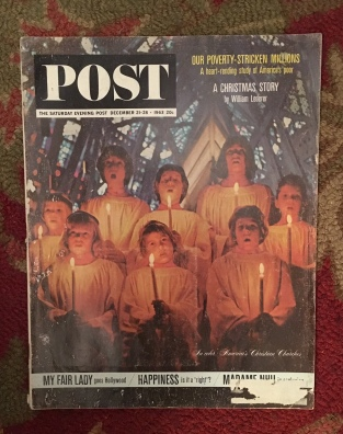 Saturday Evening Post, Dec. 21, 1963